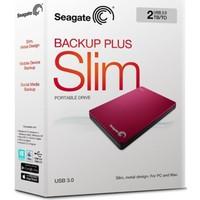 Seagate 2.5 2Tb Bp Slim Usb3.0Kırmızı Stdr2000203