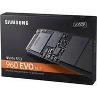 Samsung 960 Evo 500 Gb Ssd M.2 Nvme Mz-V6E500Bw