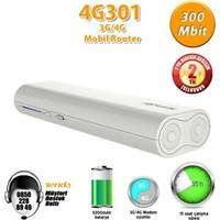 Tenda 4G301 1Port Wifi-N 300Mbps 3G/4G Router