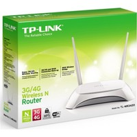 Tp-Link Tl-Mr3420 300Mbps Wi-Fi 3G Router