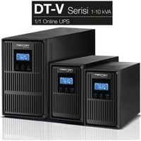Necron Dt-V Serisi 3Kva 5/15 Dk Lcd 0,9 Ups