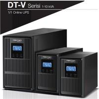 Necron Dt-V Serisi 10Kva 1F/1F Ups- 5/15 Dk.