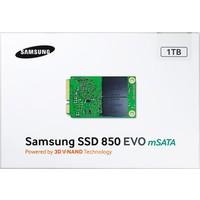 Samsung 850 Evo 1Tb Ssd Msata Disk Mz-M5E1T0Bw