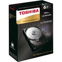 Toshiba 3,5 6Tb X300 128Mb 7200Rpm Hdwe160Ezsta