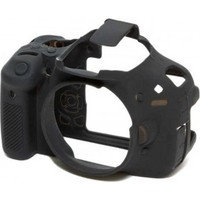 Canon 70D Siyah EasyCover (Silikon Kılıf)