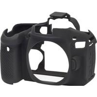 Canon 80D Siyah EasyCover (Silikon Kılıf)