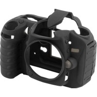 Nikon D90 Siyah EasyCover (Silikon Kılıf)