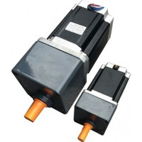 Robotzade Redüktörlü Step Motor 86BHH80 | 4.2A 4.5Nm 1:5