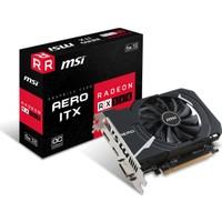 MSI AMD Radeon RX 560 AERO ITX 4G OC 4GB 128 bit GDDR5 DX(12) PCI-E 3.0 Ekran Kartı (RX 560 AERO ITX 4G OC)