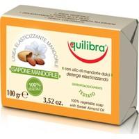 Equılıbra Aloe Sweet Almond Soap 100Gr