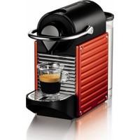 Nespresso Pixie C60 Kapsül Kahve Makinesi-Red