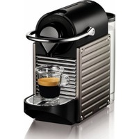Nespresso C60 Pixie Kahve Makinesi Titan