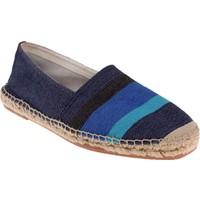 Frau Stripe 39J3 Erkek Ayakkabı Blu
