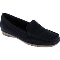 Frau Nabuk 60G1 Kadın Ayakkabı Blu