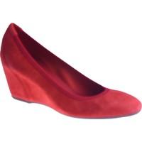 Frau Camoscio 71C5 Kadın Ayakkabı Rosso