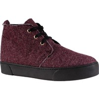 Pegia Light Grey 659502 Kadın Bot Bordo