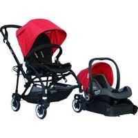Yoyko Easyo Seyahat Travel Sistem Bebek Arabası Kırmızı