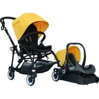 Yoyko Easyo Seyahat Travel Sistem Bebek Arabası Sarı