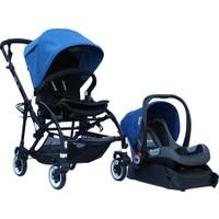 Yoyko Easyo Travel Sistem Bebek Arabası Navy Blue