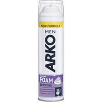 Arko Men Tıraş Köpüğü 200 Ml Extra Sensitive