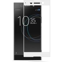 Kılıfshop Sony Xperia Xa1 Ultra Tam Kırılmaz Ekran Koruyucu