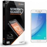 Dafoni Samsung Galaxy C5 Pro Tempered Glass Premium Cam Ekran Koruyucu