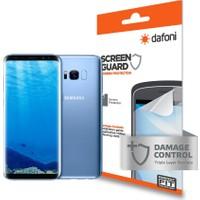Dafoni Samsung Galaxy S8 Ön + Arka Darbe Emici Full Ekran Koruyucu Film