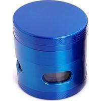 Dreamliner Mini Boy Mavi Renk 40 Mm. Çelik Grinder Tütün Parçalayıcı Pt96Mv