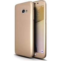 Microsonic Samsung Galaxy J7 Prime Kılıf Komple Full Gövde Koruma