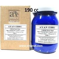 Ayan Ebru Boyası (Ezilmiş) Pigment Ultramarine Mavi 190 Cc