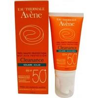 Avene Cleanance Solaire Spf 50 - Yağlı ve Akneli Ciltler İçin Güneş Koruma Kremi 50 ml