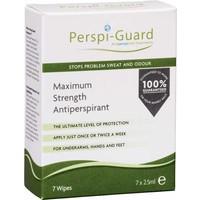 Perspi Guard Maksimum Güçte Ter Önleyici Mendil 7 Adet
