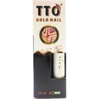 TTO Gold Nail Tırnak Solüsyonu 15ml