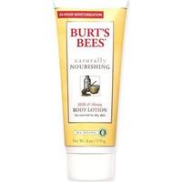 Burt s Bees Milk Honey Body Lotion Bal Süt İçeren Vücut Losyonu 170 g
