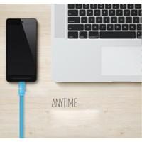 Remax Breath Micro Usb Ledli Hızlı Şarj&Data Kablosu