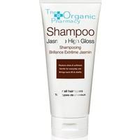The Organic Pharmacy Jasmine High Gloss Shampoo Normal ve Karma Saç Şampuanı 200ml