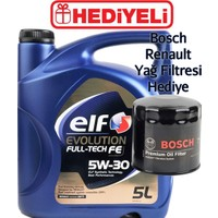 Elf Evolution Fulltech FE 5W-30 - 5 Litre DPFli