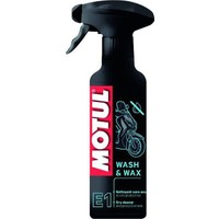 Motul E1 Wash Wax - 400 ml Sprey