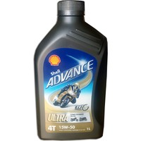 Shell Advance Ultra 4T 15w-50 - 1 Litre