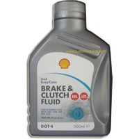Shell Fren ve Debriyaj Hidrolik Yağı Dot 4 - 500 ml
