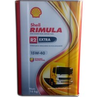 Shell Rimula R2 Extra 15W-40 - 16 Kg
