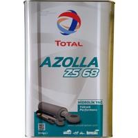 Total Azolla ZS 68 - 15 kg Hidrolik Yağ