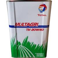 Total Multiagri TM 20W-40 - 15 kg Traktör Yağı Çok Amaçlı