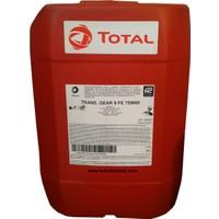 Total Transmission Gear 9 FE 75W-80 - 20 L