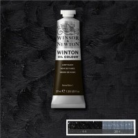 Winsor Newton Winton 37 Ml Yağlı Boya No 25 Lamp Black