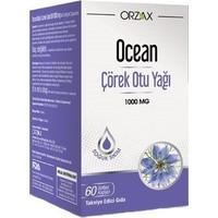 Ocean Corek Otu Yagı Kapsulu 1000 Mg 60 Kaps