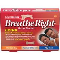Breathe Rıght Extra 10 Adet(Standart Boy)