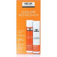 Neva Color Refresher Renk Yenileyici Bakır Şampuan ve Krem Set 300 ml