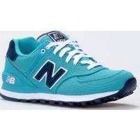 New Balance Pique Polo Pack Mavi Kadın Günlük Ayakkabı