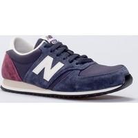New Balance 420 Mavi Günlük Ayakkabı
